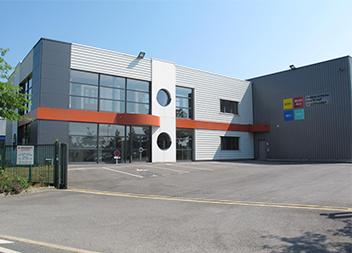 Agence Pasquet Menuiseries Nantes 44 extérieur