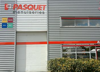 Agence Pasquet Menuiseries Toulouse 31 extérieur