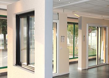 Agence Pasquet Menuiseries Les Essarts le Roi 78 fenêtres, portes fenêtres et baies vitrées intérieur