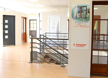 Agence Pasquet Menuiseries Nantes 44 intérieur portes et fenêtres