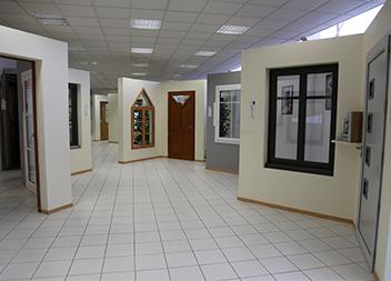 Agence Pasquet Menuiseries Tours 37 intérieur fenêtres et portes