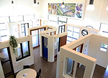 Agence Pasquet Menuiseries Bordeaux (33) intérieur