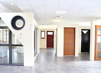 Agence Pasquet Menuiseries Rennes 35 portes et baies vitrées