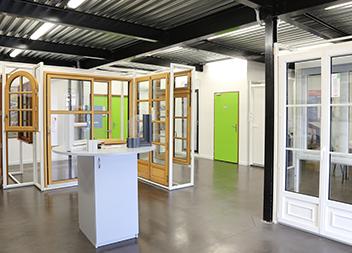 Agence Pasquet Menuiseries Toulouse 31 fenêtres et portes fenêtres intérieur