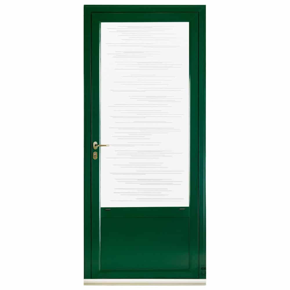Porte d'entrée Pasquet Index Vitrage Traits