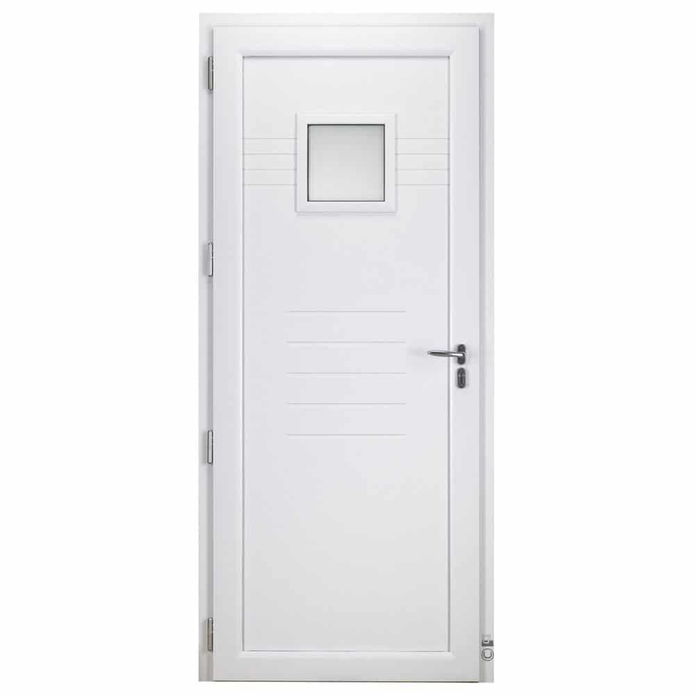 Porte d'entrée Aluminium Pasquet Quasar Intérieur