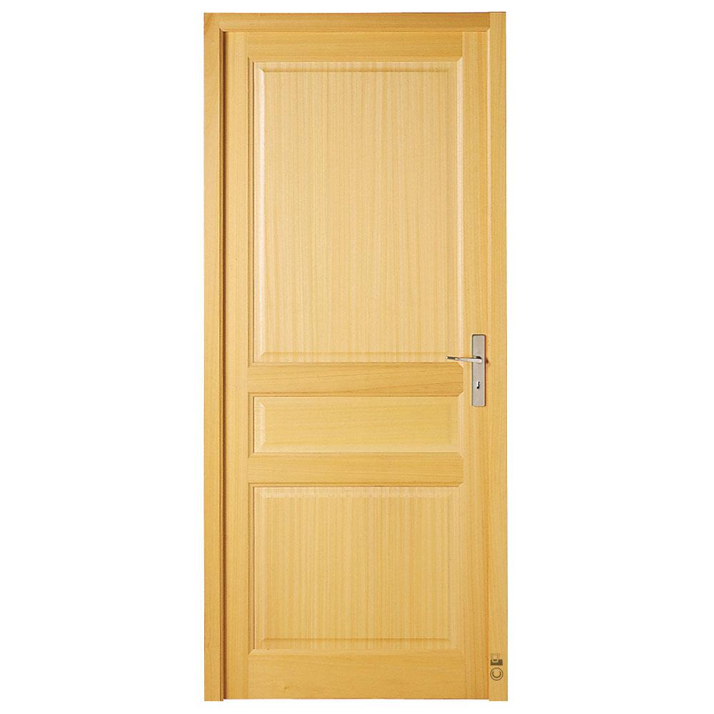 Porte intérieure Chantilly Pasquet Menuiseries Ayous