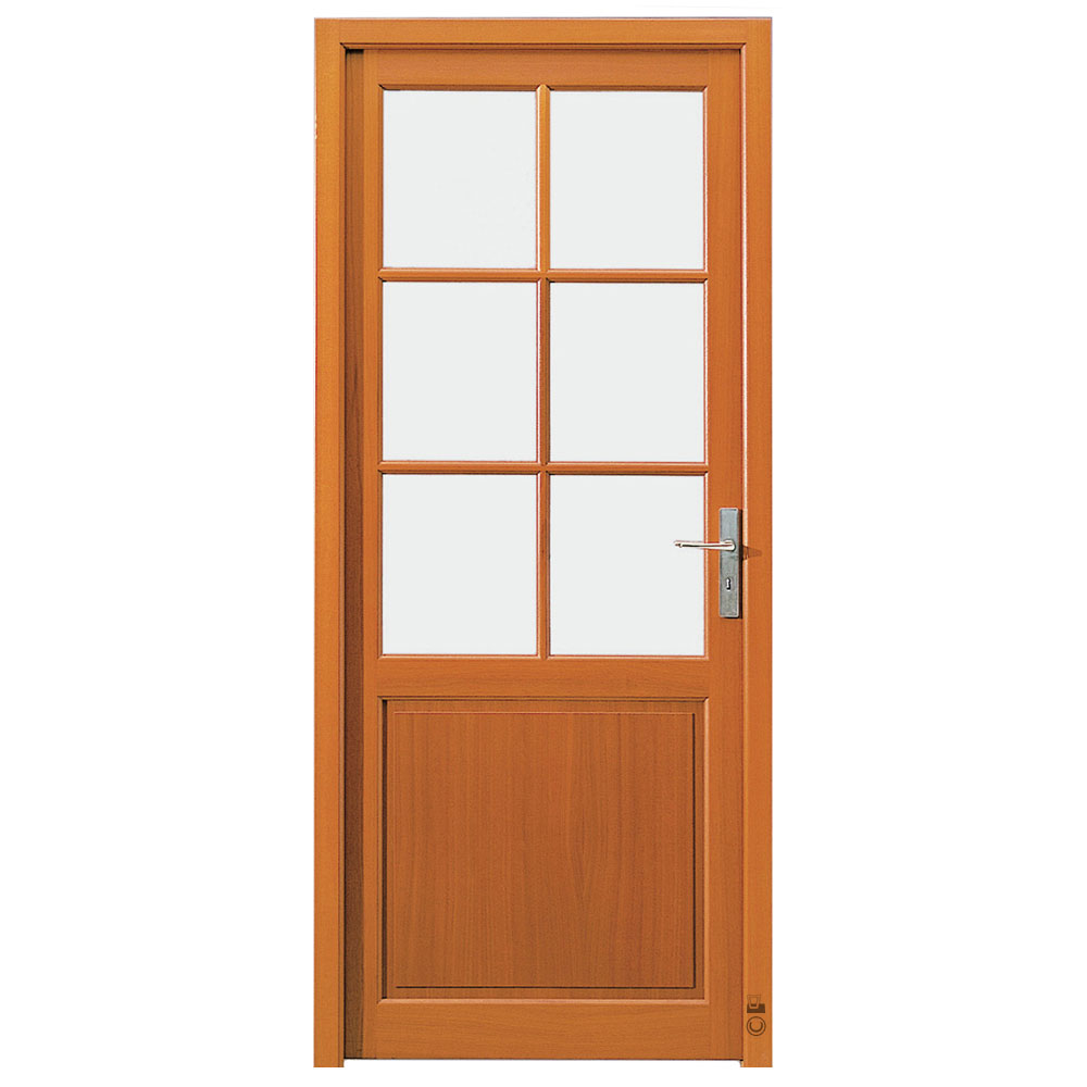 Porte intérieure Chinon Pasquet Menuiseries Moabi