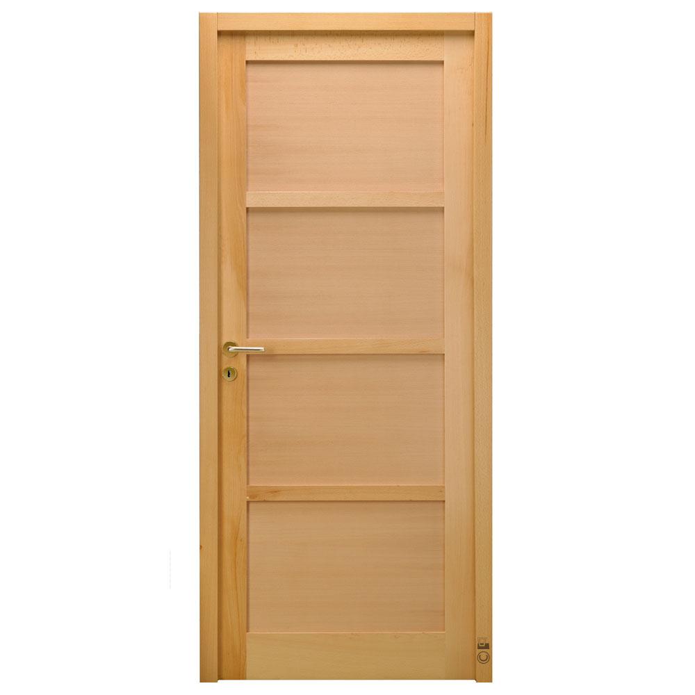 Porte intérieure Mogador Pasquet Menuiseries Hêtre