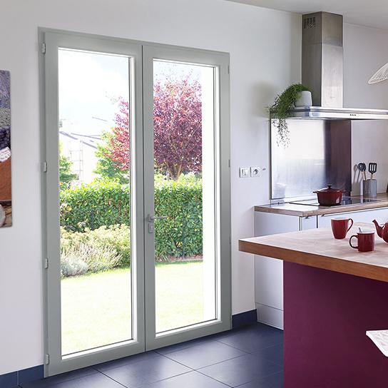 Porte-fenetre aluminium pasquet menuiseries porte-fenetre design et moderne porte-fenetre alu pasquet porte-fenetre 2 vantaux