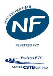 NF fenetres pvc et fenetres pvc certifies cstb v3
