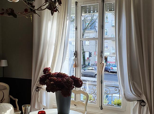 Fenêtre bois blanc Racine®