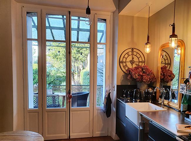 Porte-Fenêtre en bois Racine®
